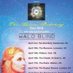 Heather Findlay Band + Halo Blind + Sarah Dean @ The Robin, Bilston - Sunday, April 17th 2016