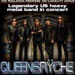 Queensryche @ The Robin 2, Bilston - Friday 26th August 2016