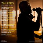 Dan Reed + 3Sixty Lite @ Iron Road, Evesham - Saturday, 3rd September 2016