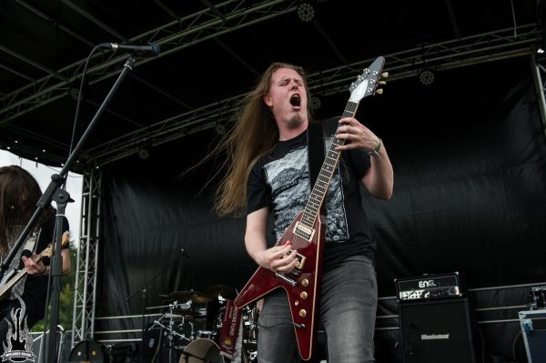 Conjurer - Amplified Festival 2017