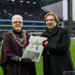 Report & Interview as Geezer Butler receives Walk of Stars Award