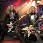 The Dead Daisies + The Amorettes @ The Robin 2, Bilston – Monday 9th April 2018