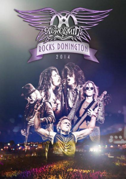 Aerosmith Donington2014