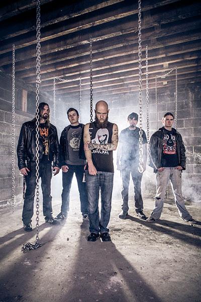 Allegaeon - band 2