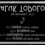 Aluk Todolo + Khost @ The Angel Microbrewery, Nottingham – Friday 11 November 2016