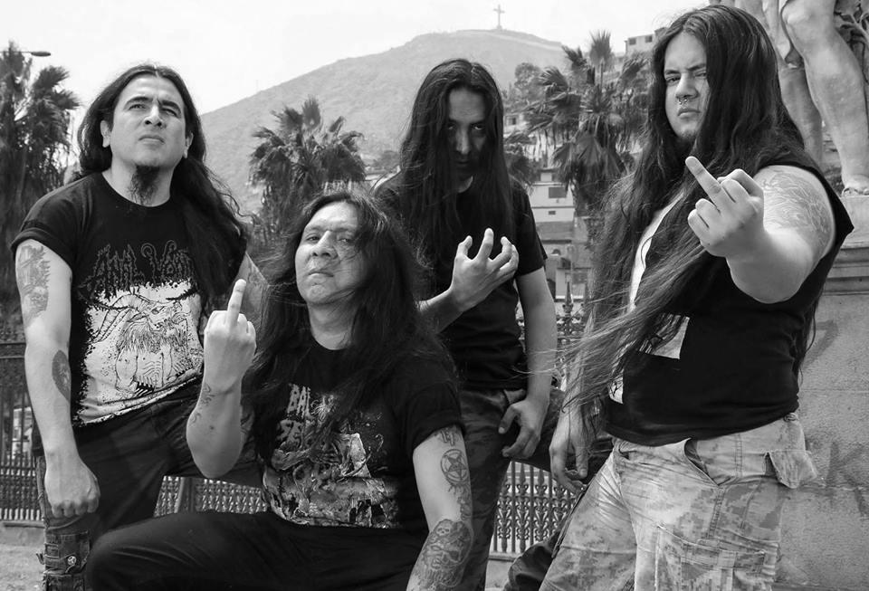 Anal Vomit band 2015