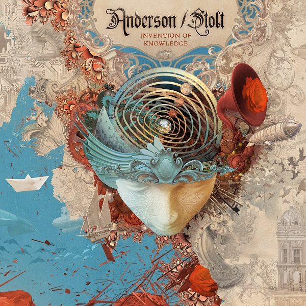 Anderson Stolt – Invention Of Knowledge