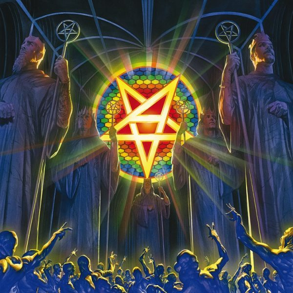 Anthrax – For All Kings