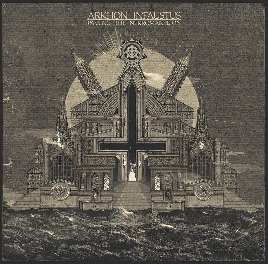 Arkhon Infaustus – Passing The Nekromanteion