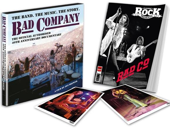 Bad Company DVD