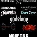 Lawnmower Deth and more confirmed for Beermageddon 2014