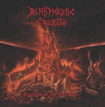 Blasphemic Cruelty - EP 2015