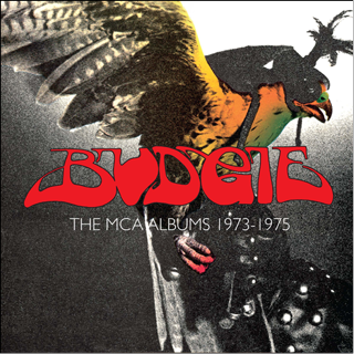 Budgie Reissues