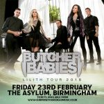 Butcher Babies @ The Asylum, Birmingham – Friday 23 February 2018
