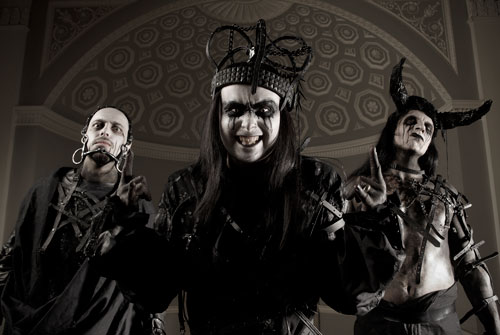 Cradle of Filth by James Sharrock