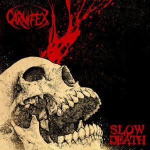 Carnifex - Slow Death - Artwork