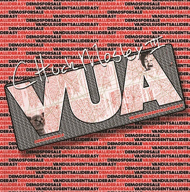 Chuck Mosley And VUA – Demos For Sale