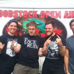 The Face of Ruin interview at Bloodstock