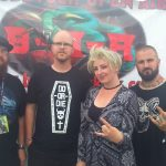 I Saw The World Burn interview at Bloodstock