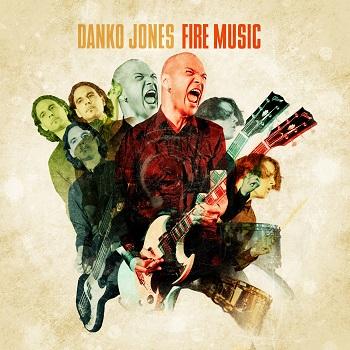 Danko Jones - Fire Music2015