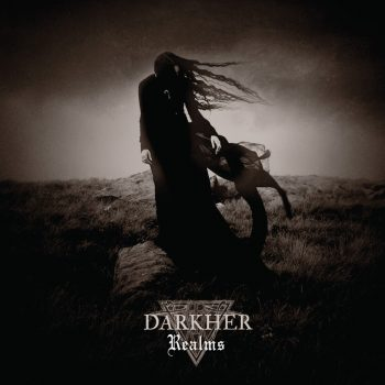 Darkher - Realms - album cover