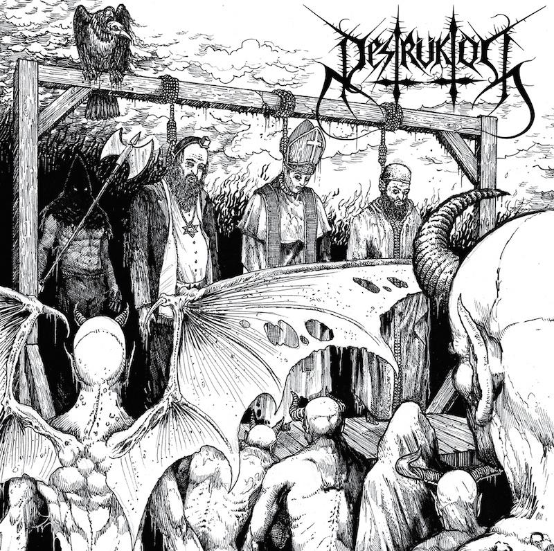 Destruktor - Opprobrium2015