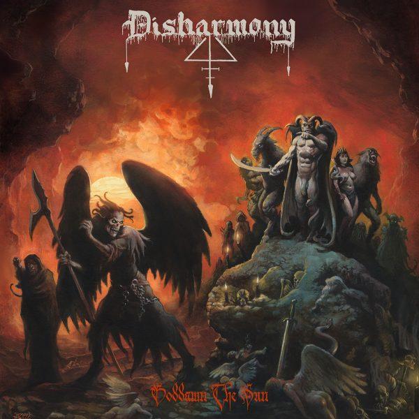Disharmony - Goddamn the Sun
