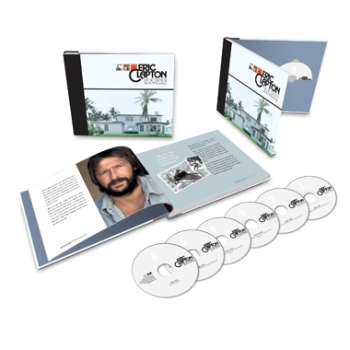 Eric Clapton - Give Me Strength CD Package
