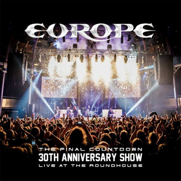 Europe – Final Countdown 2017 DVD