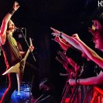 Evile + Wolf + Left Unscarred @ O2 Academy 3, Birmingham – Thursday 25 October 2012