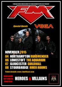 FM UK tour 2015