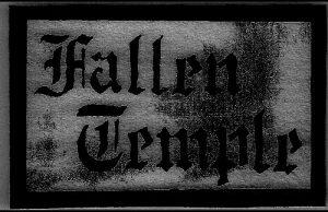 Fallen Temple - Logo