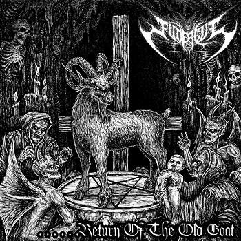 Funerus - Goat cover