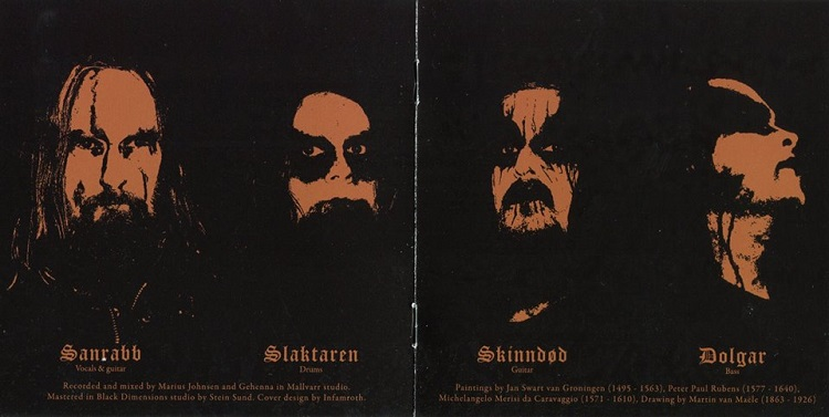Gehenna - band