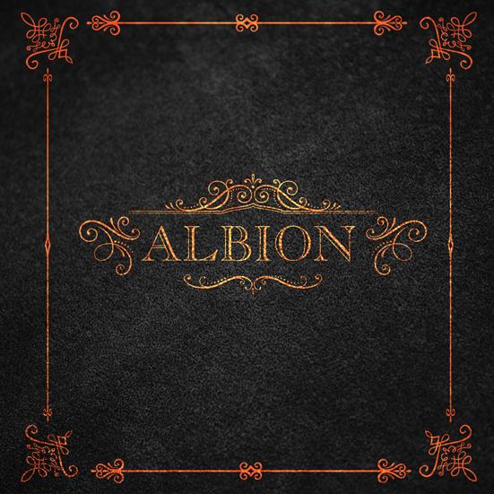 Ginger Wildheart - Albion
