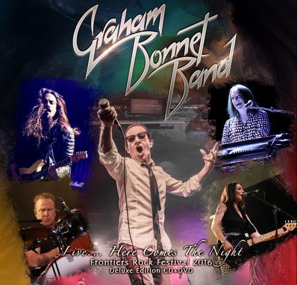 Graham Bonnet Band – Live… Here Comes the Night