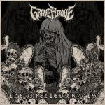 """Grave Plague – The Infected Crypts (7"""")"""