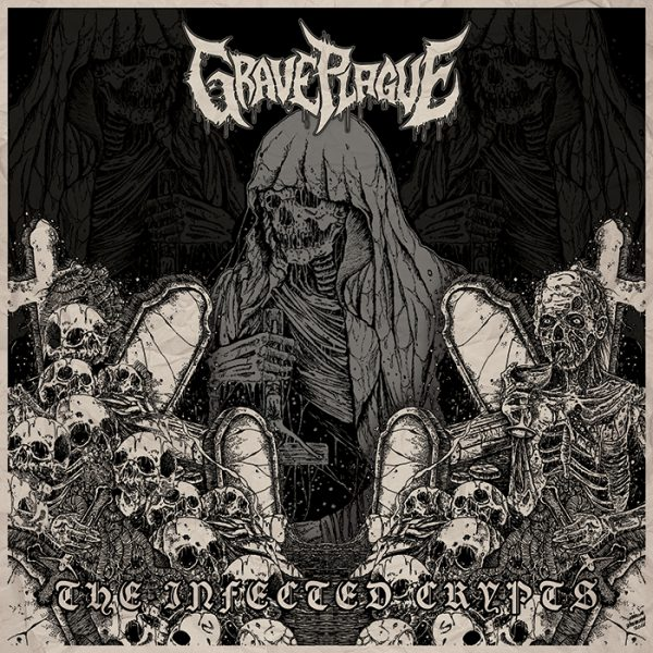 Grave Plague - Infected Crypts