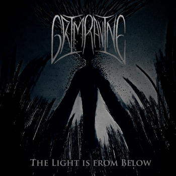 Grim Ravine - The Light is from Below - cover
