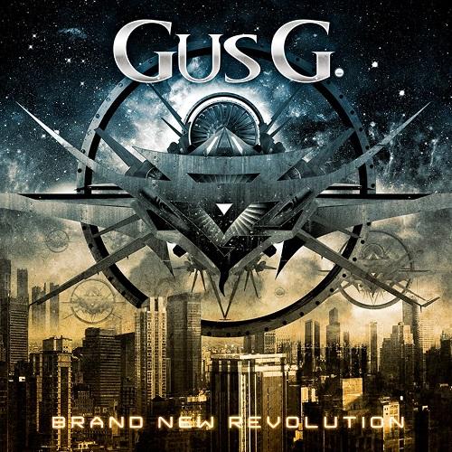 Gus G – BrandNewRevolution