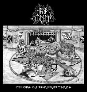 Hades Archer - Split 2014