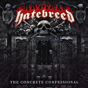 Hatebreed - The Concrete Confessional 2016