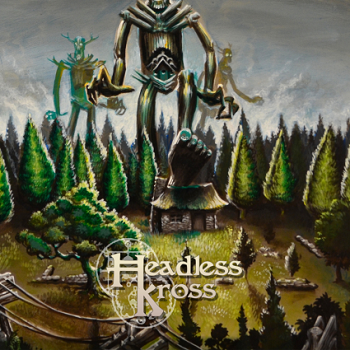Headless Kross - Volumes2015