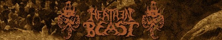 Heathen Beast - Logo