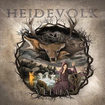Heidevolk - Velua2015