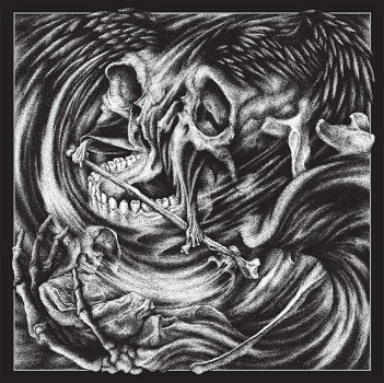 ILL OMEN - Enthroning the Bonds of Abhorrence - Cover