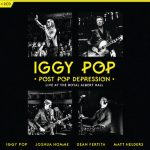 Iggy Pop – Post Pop Depression: Live At The Royal Albert Hall (DVD)