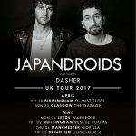 Japandroids + Dasher @ The Institute, Birmingham – Friday 28 April 2017
