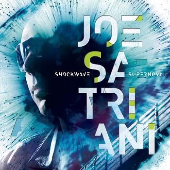 Joe Satriani – ShockwaveSupernova2015