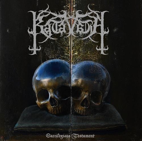 Katavasia - Sacrilegious Testament2015